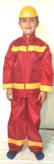 Карнавален костюм - Пожарникар