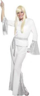 Карнавален костюм - Диско Дива 70-те години