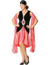Карнавален костюм - Ретро дама 3