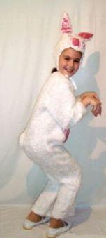 Карнавален костюм - Зайче