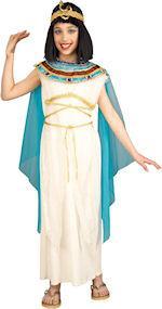 Детски костюм -  Клеопатра