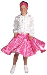 Детски костюм - Rock 'n Roll 50s
