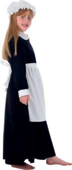 Детски костюм - Средновековна прислужница