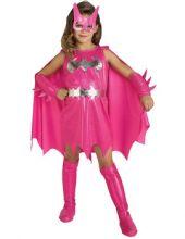 Детски костюм - Pink Batgirl Super Hero
