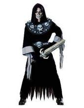 Карнавален костюм Скулзор (Skullzor) Скелет