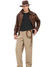 Карнавален костюм Индиана Джоунс (Официален лицензиран Indiana Jones)