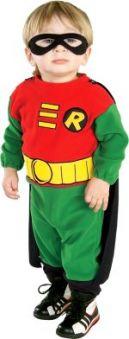 Детски костюм - Robin Super Hero