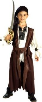 Детски костюм - Кралят на Пиратите