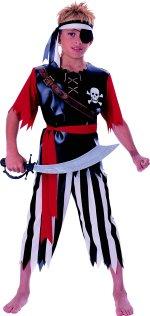 Детски костюм - Пират