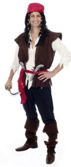 Карнавален костюм Карибски пират