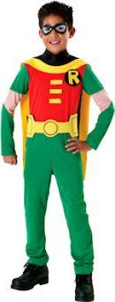 Детски костюм - Robin