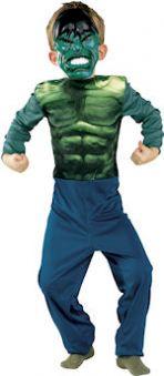 Детски костюм - Value Incredible Hulk Super Hero