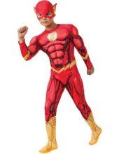 Детски костюм - Deluxe The Flash Super Hero