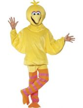 Карнавален костюм Голямото Пиле / Official Big Bird Sesame Street