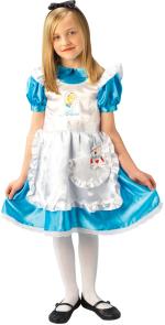 Детски костюм - Алиса в страната на чудесата Disney Deluxe Alice in Wonderland Costume