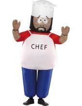 Надуваем карнавлен костюм на готвача от South park / Южен парк - лицензиран