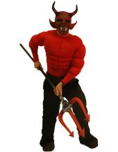 Карнавален костюм демон Велзевул