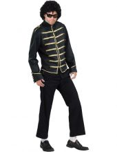 Карнавален костюм Краля на Поп музиката от 80те