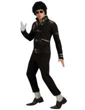 Карнавален костюм Майкъл Джексън от 80те / Michael Jackson Bad
