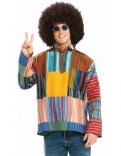 Карнавална диско блуза Patchwork
