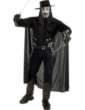 Карнавален костюм Вендета - V For Vendetta
