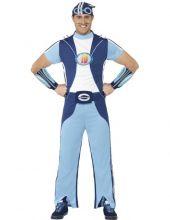 Карнавален костюм - Спортакус Sportacus Lazy Town