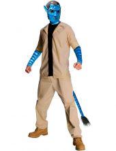 Карнавален костюм Аватар Джейк Съли Avatar