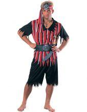 Карнавален костюм Пират- нападател от морето