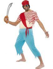 Карнавален костюм Пират