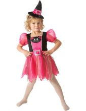 Карнавален костюм Кити  Хелоуин Вещица - Kitty
