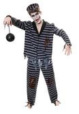 Карнавален костюм - Зомби Затворник
