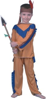 Детски костюм - Индианец