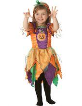 Карнавален костюм Тиквена Вещица