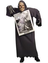 Карнавален костюм Таро Смърт