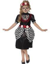 Карнавален костюм - Сладка Скелетка
